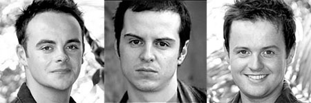 Ant and Dec's Baby: Andrew Scott